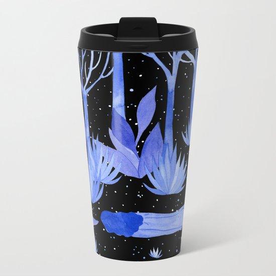 Space garden Metal Travel Mug