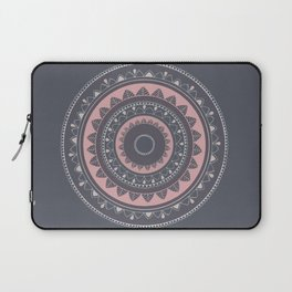 Pink mandala for self care Laptop Sleeve