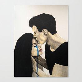 Heartbreak Canvas Print