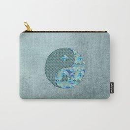 Yin Yang Ocean Spirit Carry-All Pouch