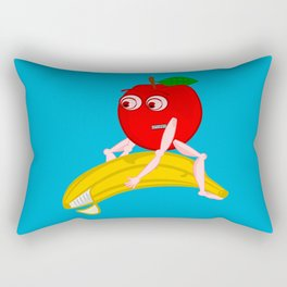 Osteopath Fruit Rectangular Pillow