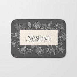 Sassenach Bath Mat