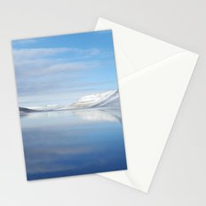 Iceland reflections Stationery Cards
