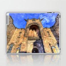Edinburgh Castle Scotland Laptop & iPad Skin