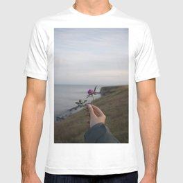 Flower in Seaham, United Kingdom T-shirt