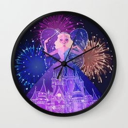As Dreamers Do Wall Clock