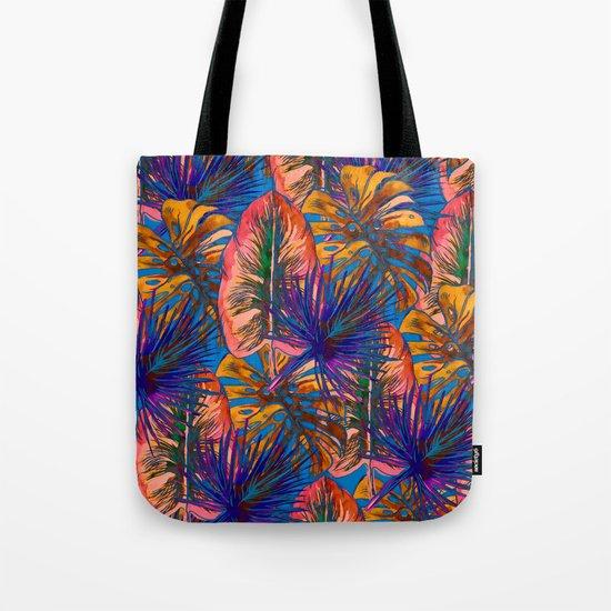My Tropical Garden 8 Tote Bag