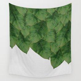 Banana Leaf III Wall Tapestry