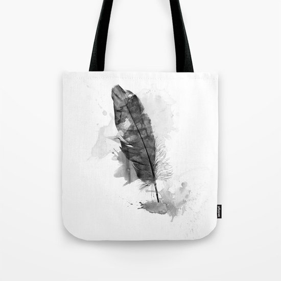 Feather II Tote Bag