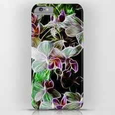 Orchids in Reflection Slim Case iPhone 6 Plus