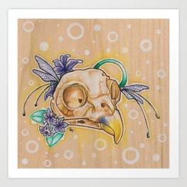 Lully Art Print