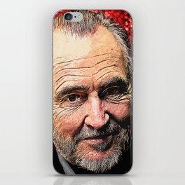 Wes Craven iPhone Skin