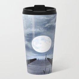 Moon Metal Travel Mug