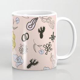 frida's flowers Coffee Mug