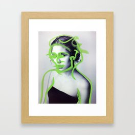 Vivian Framed Art Print