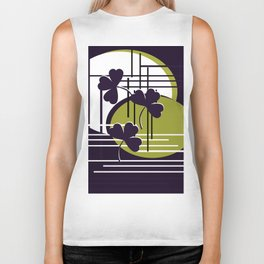 Abstract pattern 25 Biker Tank