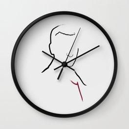 9th Incarnation Ink Wall Clock