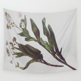 Flowing Lovely Floral Wall Tapestry