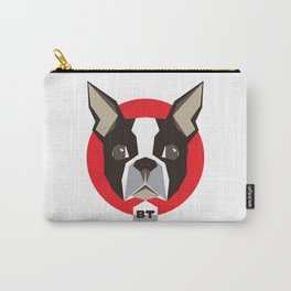 BostonTerrier Carry-All Pouch