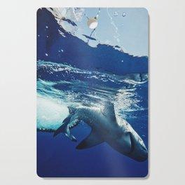 Shark Research Cutting Board