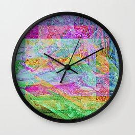 Won't your oar bow? Wall Clock