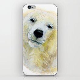 Polar Beary iPhone Skin