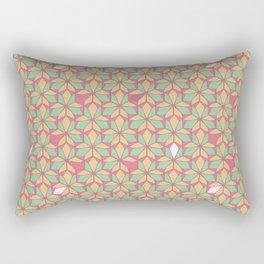Tutti Frutti Vitral Rectangular Pillow