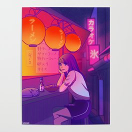 Ramen shop Poster