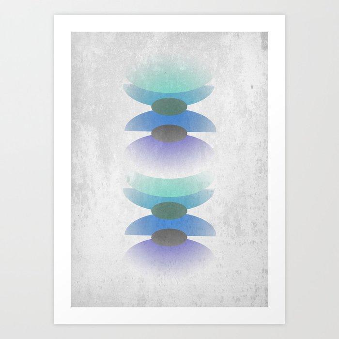 Totem 2 Art Print