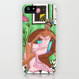 Summer in Byron Bay - Frida collection - iPhone Case