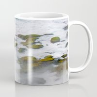 rush Mugs featuring Rush by Adrienne Page