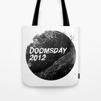 Doomsday 2012 Tote Bag