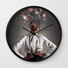 The Eternal Grace of Understanding  Wall Clock