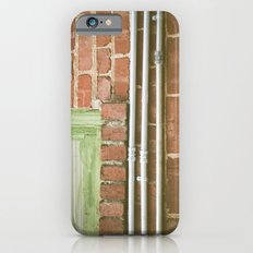 station house, subdued iPhone 6s Slim Case