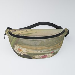 Water Plants Fanny Pack