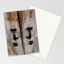 French Quarter Doors 2011 Stationery Cards
