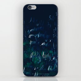 """""""Conquest of the Useless"""" by Werner Herzog Print (v. 9) iPhone Skin"""