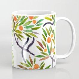 Bonsai Tree – Orange Fruit Coffee Mug