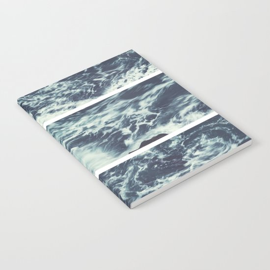 Saltwater Tryptych Notebook