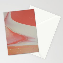 MARTIAN SNOW Stationery Cards