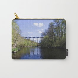 Pontcysyllte aqueduct Carry-All Pouch