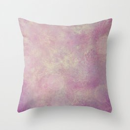 A little touch of orchid Throw Pillow