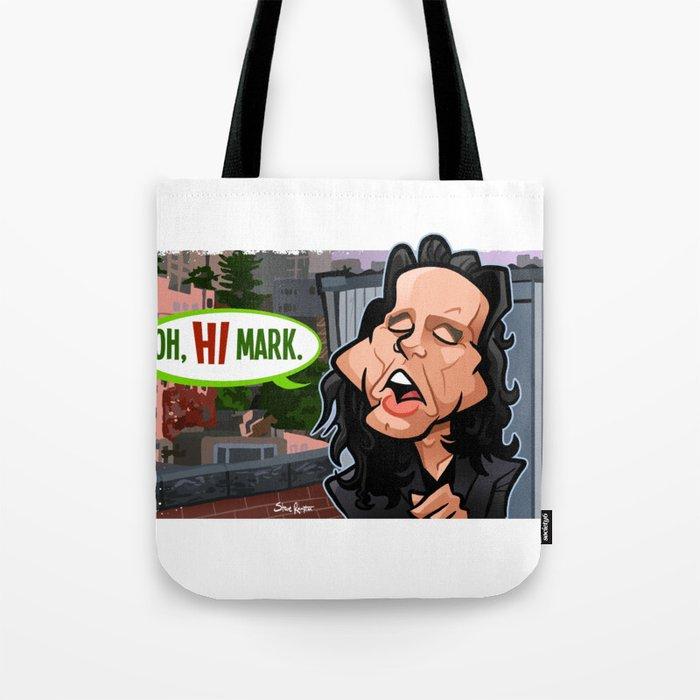 Oh Hi Mark Tote Bag