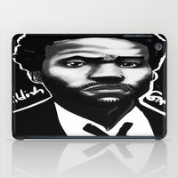 childish gambino iPad Cases featuring Gambino Variant by Joshua Beckett