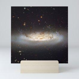 Galaxy NGC 4522 Mini Art Print