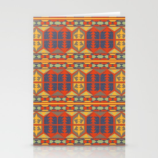 Going Native Stationery Cards
