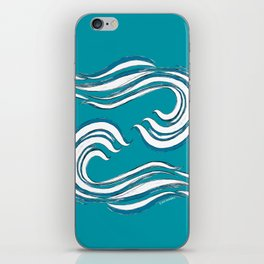 waves mother ocean iPhone Skin