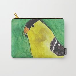 Little Yellow Finch  Carry-All Pouch