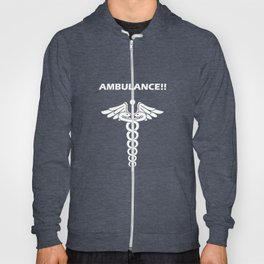 AMBULANCE!! Hoody