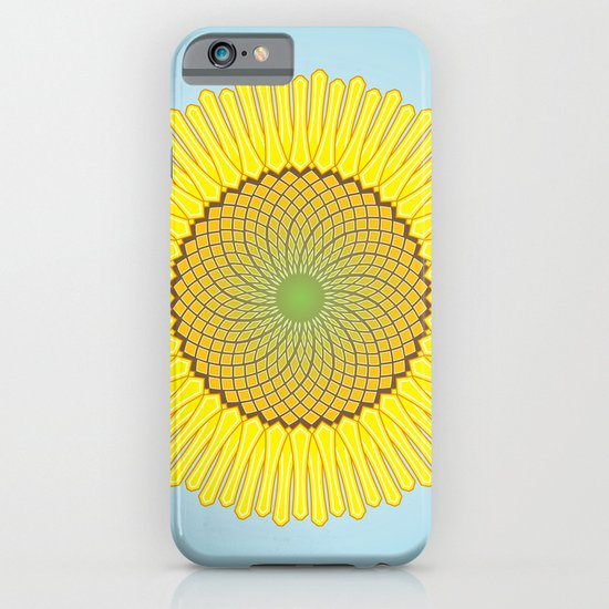 Spring Yellow iPhone & iPod Case